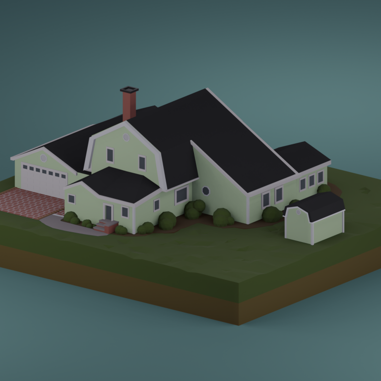 Lakewood Home