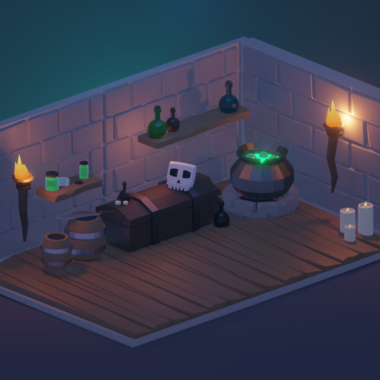 Witches Cellar